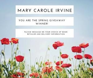 Mary Carole Irvine