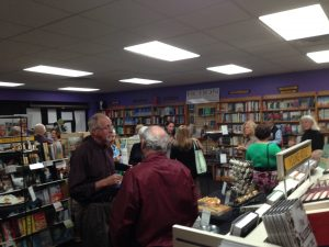 November 3, 2015 – Lowcountry Bordello Launch Party at Fiction Addiction (Greenville, SC)