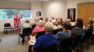 August 4, 2016 – Calabash Library (Calabash, NC)