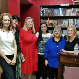 October 19, 2016 – WNBA Meeting at Murder on the Beach Mystery Bookstore
