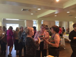 October 23, 2015 – East Cooper Newcomers Club