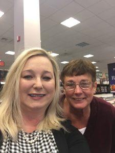 November 14, 2015 – Barnes & Noble (Mt. Pleasant, SC)