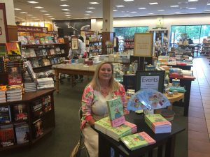 August 5, 2016 – Barnes & Noble (Charleston, SC)