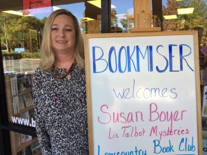 October 9, 2016 – Bookmiser (Roswell, GA)