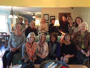 November 16, 2016 – Book Review Club (Spartanburg, SC)