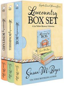 Low Country Box Set, by Susan M. Boyer