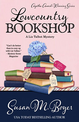 Low country Bookshop: A Liz Talbot Mystery