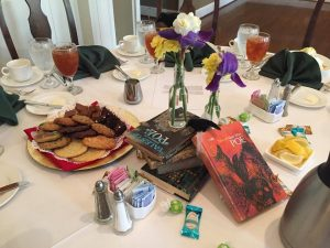 April 4, 2018 – Poinsett Club with the Greenville Women's Club (GFWC)