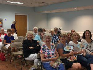 June 12, 2018 – Literary Guild at St. Simons Island