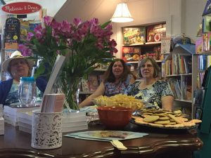 June 1, 2018 – First Friday at Downtown Books in Manteo, NC