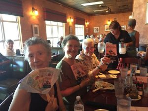 June 29, 2018 – Litchfield Books Moveable Feast at Pastaria 811