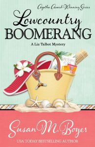 Lowcountry Boomerang Preorder Celebration Giveaway